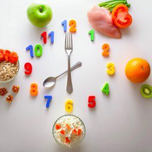 La compréhension de l'alimentation...