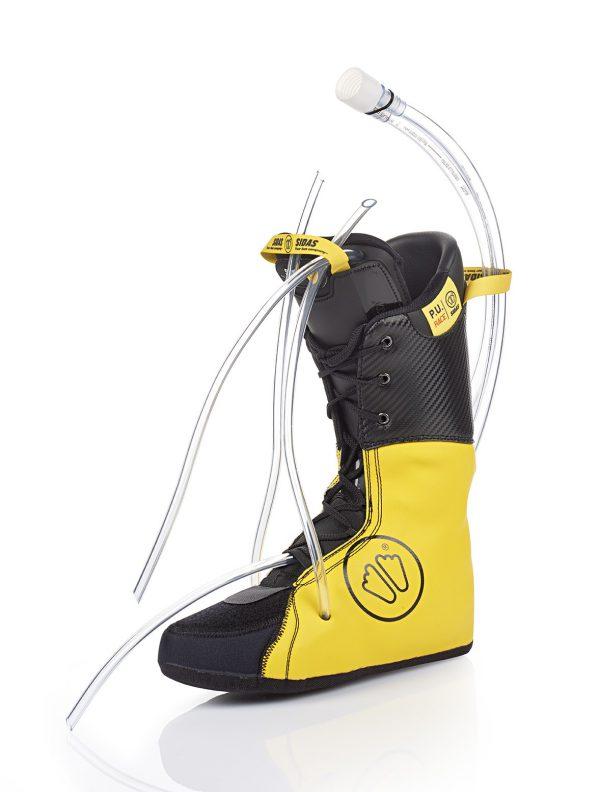 """Votre chaussure de ski """"sur mesure"""""""